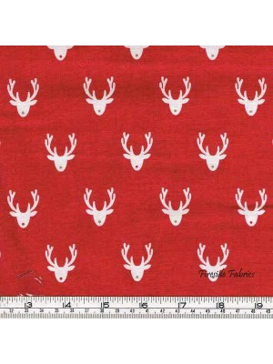 SCANDI 3 - STAGS - RED