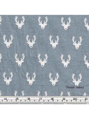 SCANDI 3 - STAGS - GREY