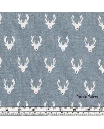 SCANDI 3 - STAGS - GREY (1 Left)