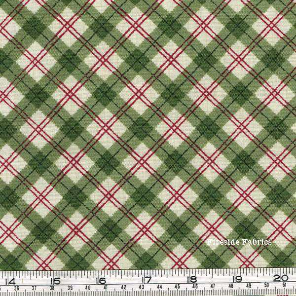 BALMORAL PLAID - GREEN