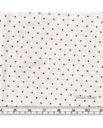 SCANDI 3 - MINI STARS - GREY