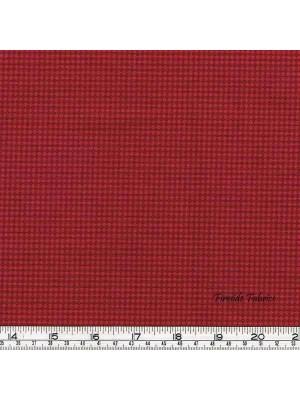 SCANDI 3 - MINI HARLEQUIN - RED