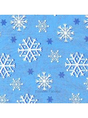 SNOWFALL - BLUE