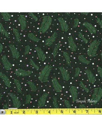 FOREST TALK - PINE LEAVES - GREEN