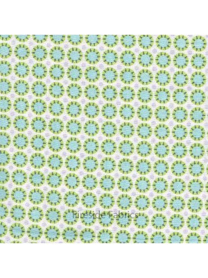 NOTTING HILL - DOTS - GREEN/BLUE