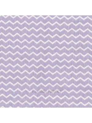 NOTTING HILL - CHEVRON - PURPLE