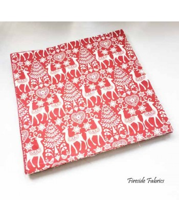 "SCANDI CHRISTMAS  10"" SQUARE PACK -  30 LAYERS"