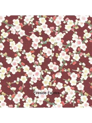 Nobu83 - SERENE - CHERRY BLOSSOM - RED