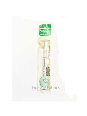 CLOVER MARKING PEN (FINE) WHITE