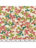 IMPERIAL COLLECTION - SHIMMERING LEAVES - ROSE