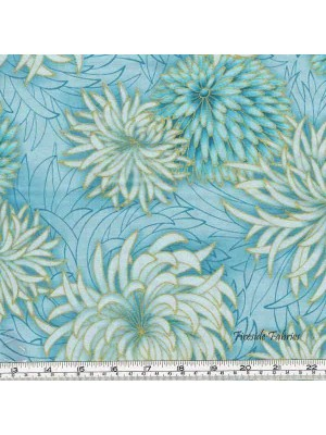 IMPERIAL COLLECTION - CHRYSANTHEMUMS - BLUE
