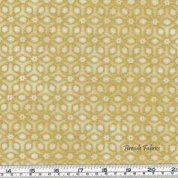 IMPERIAL COLLECTION - LATTICE - GOLD/IVORY