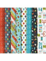 Sewing - 8 Fat Quarter Pack