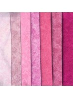 SPRAYTIME PINK - 7 FAT QUARTER PACK