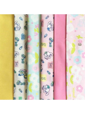 SWEETIE PIE - 6 FAT QUARTER PACK