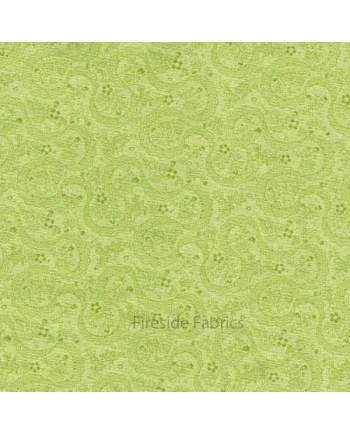 SYMPHONY ROSE - LACE RIBBONS -  GREEN