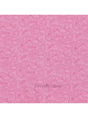 SYMPHONY ROSE - LACE RIBBONS -  PINK