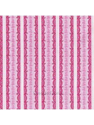 SYMPHONY ROSE - STRIPE - PINK
