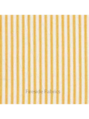 TICKING STRIPE - YELLOW