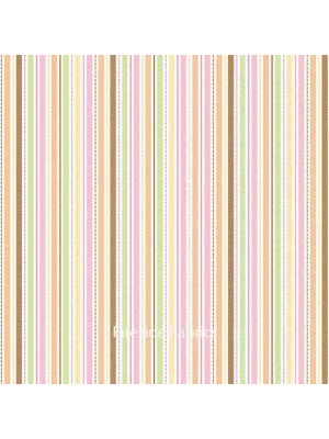 SWEET BABY GIRL - STRIPE - MULTI