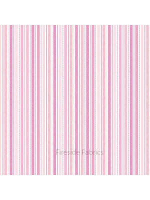 SWEET BABY GIRL - STRIPE - PINK