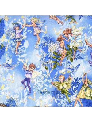 DM6433 - Flower Fairies Dawn Till Dusk - Sky