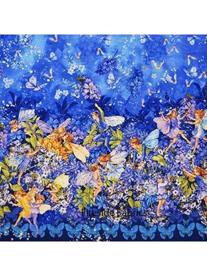 DM6435 - Flower Fairy Dawn Till Dusk Border