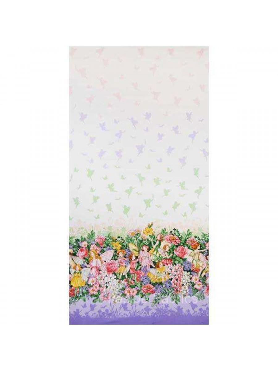DREAMLAND FLOWER FAIRIES -SINGLE BORDER