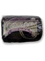 HOBBS HEIRLOOM BLACK - 80-20 - QUEEN