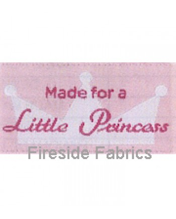 4 LABELS - MADE FOR A LITTLE PRINCESS