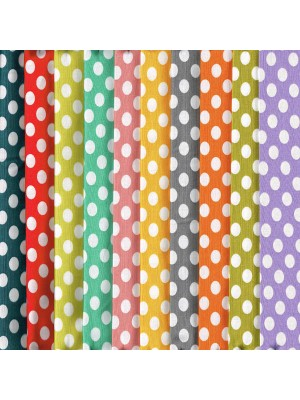 POLKA - 10 FAT QUARTER PACK