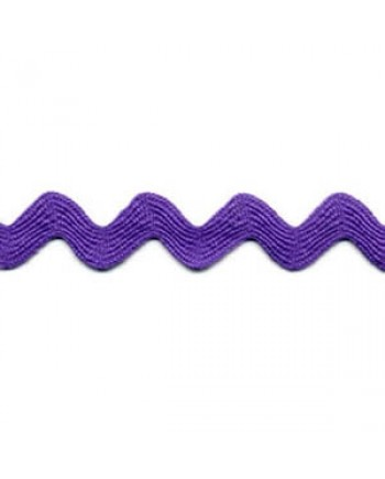 RIC RAC - 16MM WIDE - LAVENDER